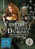 Vampire, Teufel & Dämonen - Anthologie aus der Unterwelt [DVD]