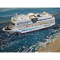 MS Aida Perla Boot Schiff Miniatur Kreuzfahrt Schiffsreise Aidaperla
