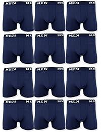 sockenkauf24 5 | 10 | 20 Boxershorts Baumwolle Men Herren Retro Shorts Unterhosen