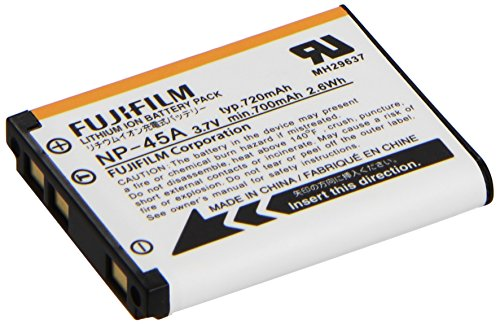 FujiFilm NP-45A Li-Ionen Akku für J, T- und Z-Serie