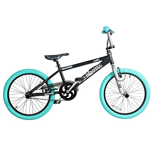 20 Zoll BMX Rooster Big Daddy Spoked SPECIAL EDITION Rotor Pegs