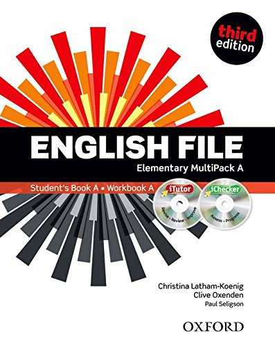 English File third edition: English File 3rd Edition Elementary. MultiPack a with iTutor and iChecker