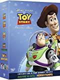 Toys Best Deals - Toy Story - Coffret 4 DVD : Toy Story 1, 2 et 3 + Angoisse au motel + Hors du temps