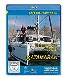 Skipper-Training 6 - Hafenmanöver Spezial: Katamaran [Blu-ray]