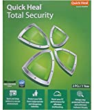 Quick Heal Premium Quality Total Security - 2 PC, 1 Year