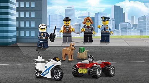 Lego 60139 City Mobile Einsatzzentrale, Bausteinspielzeug - 4