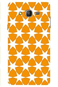 SRS Stars Pattern 3D Back Cover for Samsung Galaxy On7 Pro