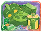 PJ Masks Disfraces, color verde, 4-6 años (Bandai 24603)
