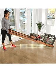 Life Fitness Row HX. Wasser Rudergerät für Zuhause. Aktuelles Modell