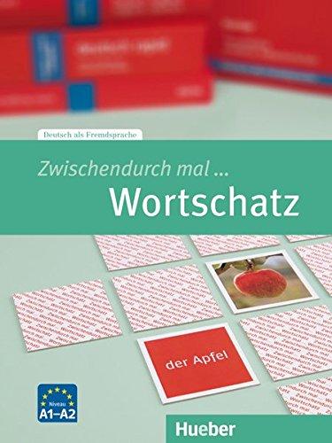 Zwischendurch mal ... Wortschatz: Deutsch als Fremdsprache / Kopiervorlagen