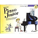 Piano Junior: libro da concerto 1 - La scuola creativa e interattiva per pianoforte per bambini - 20...