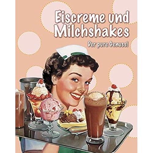 Eiscreme und Milchshakes: Der pure Genuss!