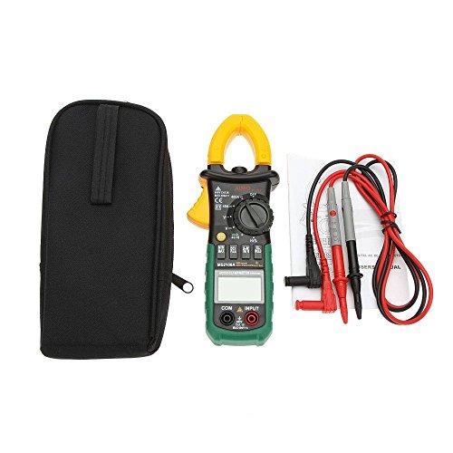 Dc Digital-multimeter (ELEGIANT Digital Multimeter Auto Range DC AC Current Professionelle Multifuktion Digital Clamp Multimeter Spannung Frequenz Voltage Frequency Meter)