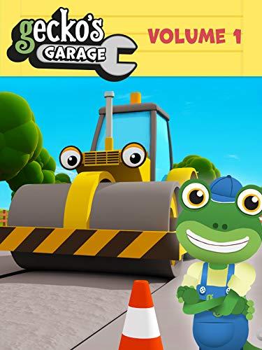 Gecko's Garage Vol. 1