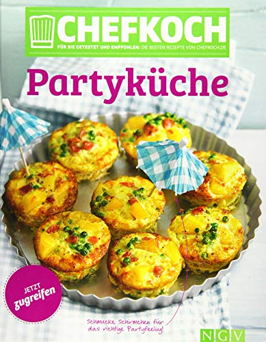 Chefkoch Partyküche: Für Sie getestet und empfohlen: Die besten Rezepte von Chefkoch.de (Die Besten Süßigkeiten Für Halloween)