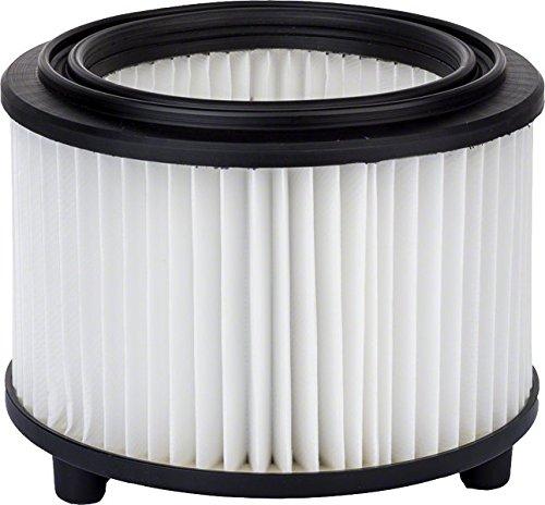 Preisvergleich Produktbild Bosch Home and Garden 2609256F35 Kartuschenfilter für Staubsauger UniversalVac 15 und AdvancedVac 20, waschbar