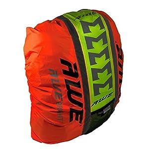 51O0LzAtnUL. SS300  - AWE® AWEBright™ High Viz Waterproof Rucksack Backpack Cover Neon Yellow/Orange