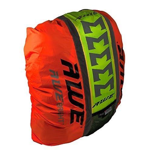 AWE® AWEBright™ High Viz Waterproof Rucksack Backpack Cover Neon Yellow/Orange