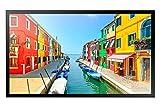 Samsung LH24OMEPWBC/EN 24-Inch Full HD Outdoor Smart Signage Display TV - Black