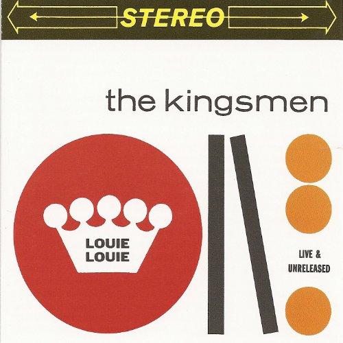 Louie Louie - Live & Unreleased