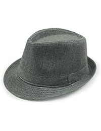 Ocio otoño en sombrero lino de los hombres de Inglaterra/Sombreros de jazz/Visera/Sombrero de Playa Sol