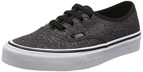 a3179f83498a Vans Women's Authentic Trainers, Black ((Glitter) Rainbow Black Q7e), 5 UK  38 EU - Buy Online in Oman. | Shoes Products in Oman - See Prices, ...