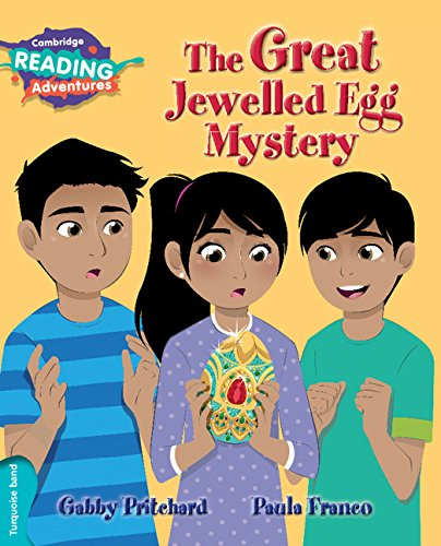 The great jewelled egg mystery