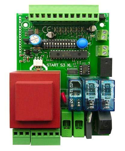 Universal de control de activación platina para puerta corredera o kipptor, compatible...