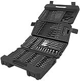 Black + Decker A7211 Coffret d'Outils de Perçage/Vissage 129 pièces