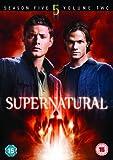 Supernatural - Fifth Season Part 2 [DVD]