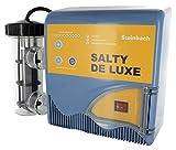 Steinbach Salty de Luxe P6 Profi Salzwassersystem, bis 80 m³ Wasserinhalt, 018251