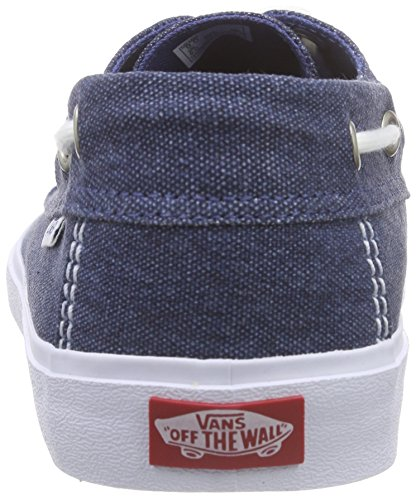 Sf Bleu Chauffeur Basses Vans Baskets Blue Ensign Washed Homme YT7Yr
