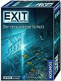 """KOSMOS Spiele 694050 -"""" EXIT - Spiel: versunkene Schatz"""" Brettspiel - Inka Brand"""