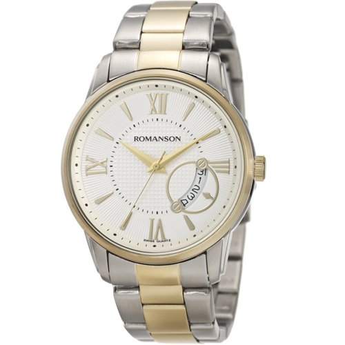 Romanson Classic TM3205MM1CAS1G Herrenuhr