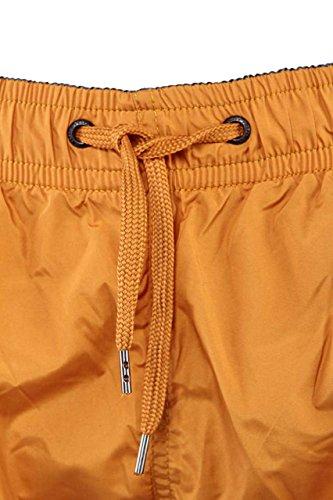 Phazz Brand Munich Herren Badeshorts FLIPP, Farbe: Orange Orange