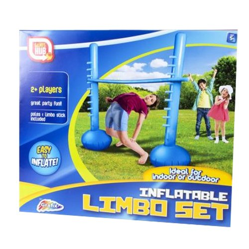 Inflatable Limbo Pole Stand Set ...