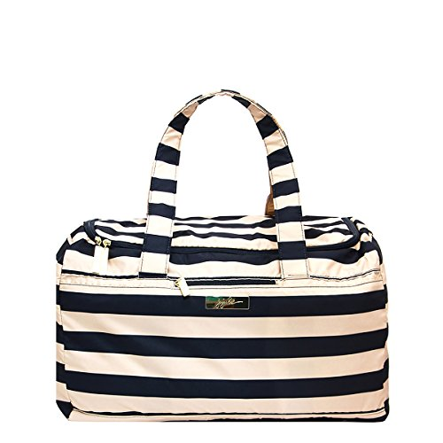 Ju-ju-be medium waschmaschinenfeste Reisetasche - duffel bag- Starlet - Streifen