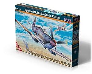 MisterCraft MCD170 Spitfire MK.IXc Skalskis Circus 1:72, Multi