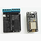 mark8shop (WiFi Auto gewidmet) nodemcu Lua esp8266 esp-12e + WiFi Motor Drive Expansion Board