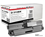 Kompatibler Toner schwarz für OKI C310 / C330 / C510 / C530 / MC351 u.a 3500 Seiten / ersetzt 44469803