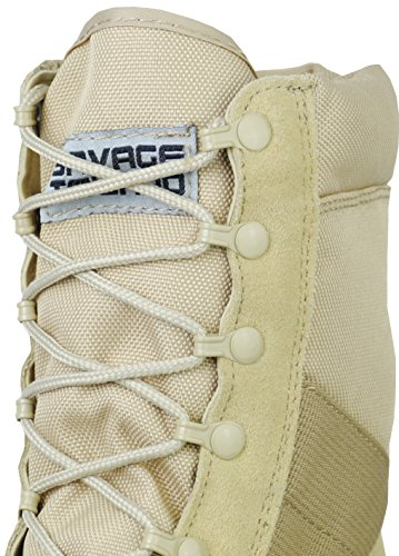 Bottes Militaires - Chaussures de Combat / de Tactique / de Patrouille / Armée Beige