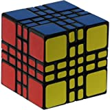 WitEden 4x4x4 Mixup Plus - Black Body (difficulty 10 of 10) by WitEden