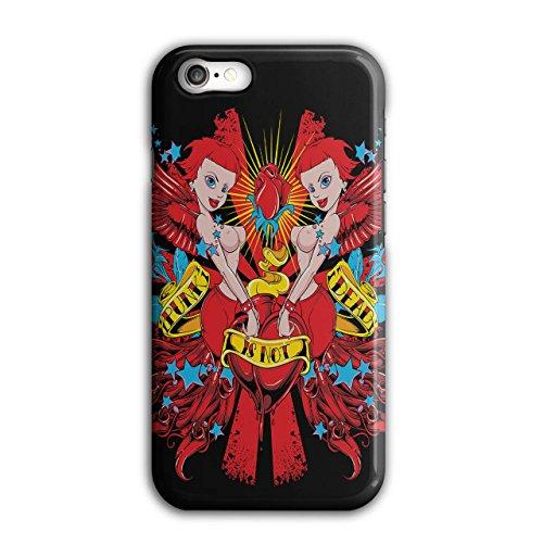 Punk ist Nicht Tot Sexy Meerjungfrau iPhone 7 Hülle | Wellcoda