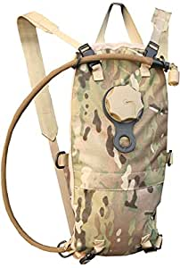 Bushcraft BCB Jetstream Sac à dos hydratation Camouflage
