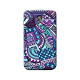 Garmor Retro Design Plastic Back Cover For LG Optimus L7 II P715 (Retro -2) best price on Amazon @ Rs. 249