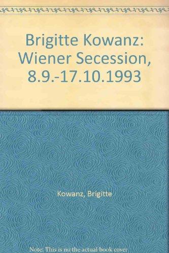 Brigitte Kowanz: Dt./Engl.