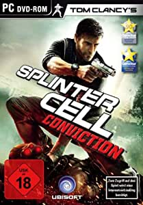 Splinter Cell - Conviction (Tom Clancy) [Software Pyramide]