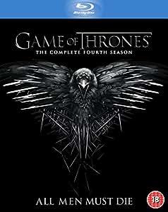 game of thrones season 4 bluray 2015 region free