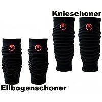 Uhlsport Torwart Profi Knie oder Ellbogenschoner in verschiedenen Größen