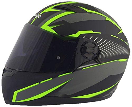Stormer Casco Integrale Pusher Xenon Verde Opaco Dimensioni decorativo verde opaco, taglia XL